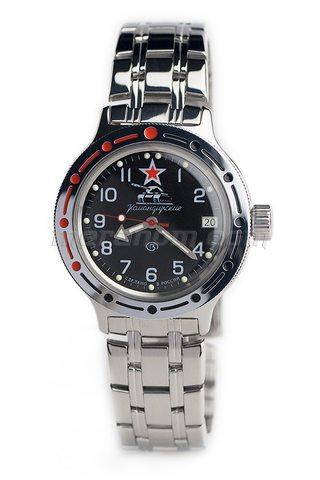 Часы Восток Амфибия Классика 420306