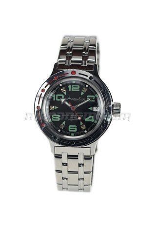 Часы Восток Амфибия Классика 420334