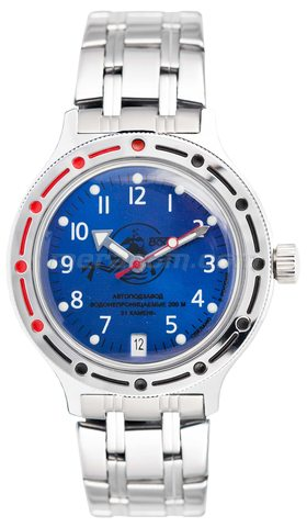 Vostok relojes  Amphibian Clásico 420379