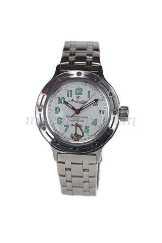 Vostok(Wostok) Uhr Amphibian Klassik 420381
