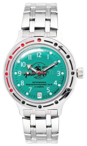 Vostok relojes  Amphibian Clásico 420386