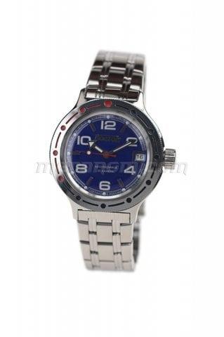 Vostok relojes  Amphibian Clásico 420432
