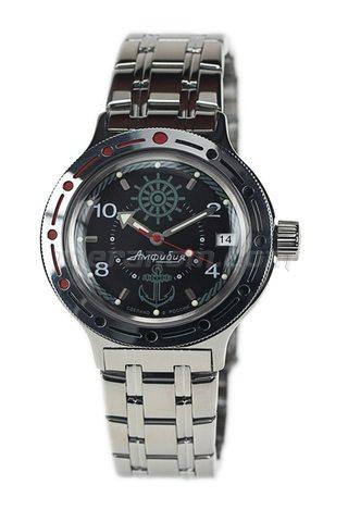 Vostok Watch Amphibian Classic 420526