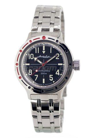 Vostok(Wostok) Uhr Amphibian Klassik 420647