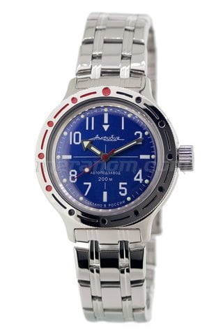 Часы Восток Амфибия Классика 420648