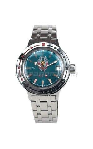 Vostok relojes  Amphibian Clásico 420945