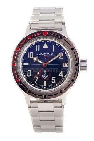 Vostok relojes  Amphibian Clásico 420957