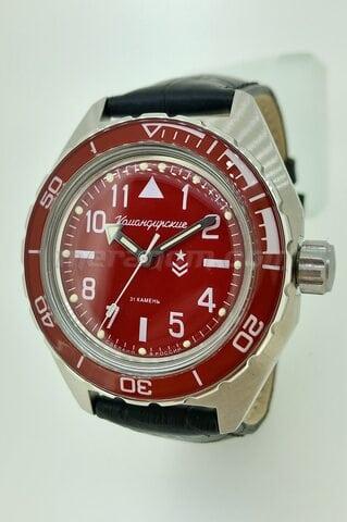 Vostok Watch Komandirskie 650840L