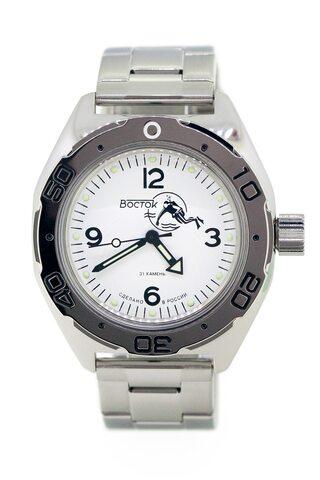 Vostok(Wostok) Uhr Amphibian Klassik 670920B