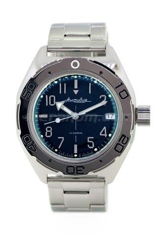 Часы Восток Амфибия Классика 670921B