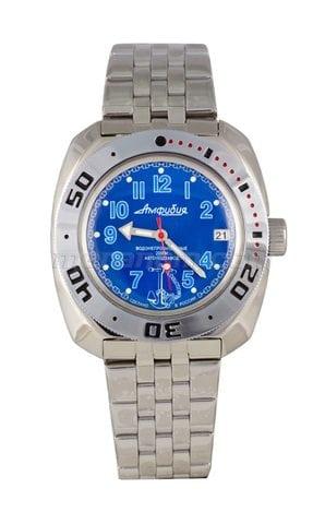 Vostok Watch Amphibian Classic 710382