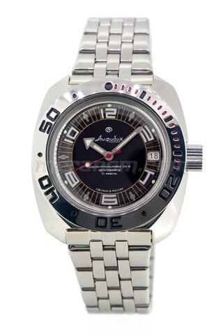 Vostok(Wostok) Uhr Amphibian Klassik 710394
