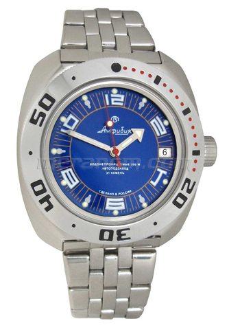 Vostok Watch Amphibian Classic 710406