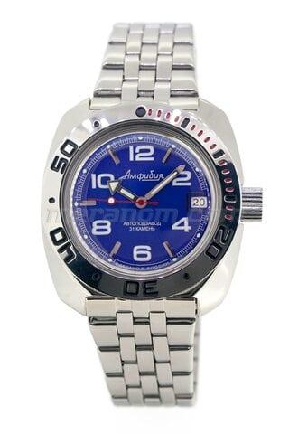 Vostok relojes  Amphibian Clásico 710432