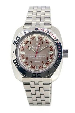 Vostok Watch Amphibian Classic 710448