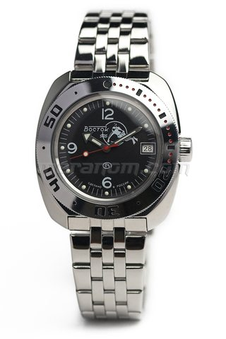 Vostok Watch Amphibian Classic 710634