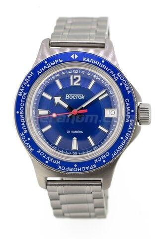 Vostok(Wostok) Uhr Amphibian Klassik 740015