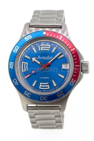 Часы Восток Амфибия Классика 740376