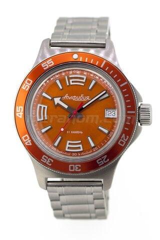 Vostok relojes  Amphibian Clásico 740383