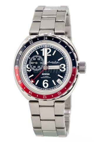 Amphibian Classic 960762B with solid bracelet