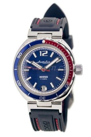 Vostok(Wostok) Uhr Amphibian Klassik 960759PU