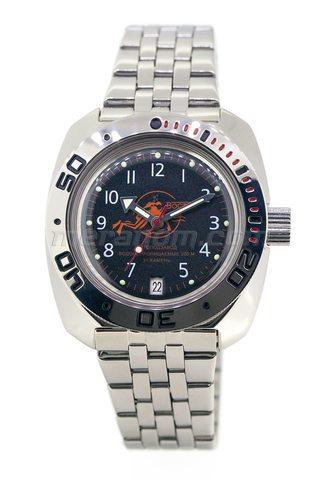 Vostok relojes Amphibian Classic 710380