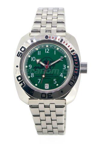 Vostok Watch Amphibian Classic 710386