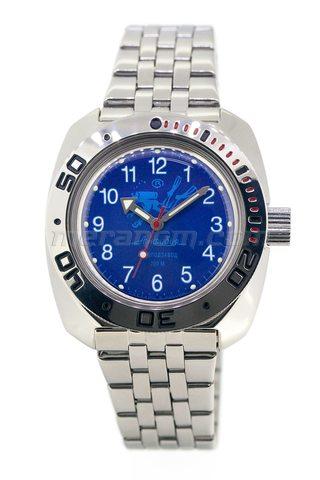 Vostok(Wostok) Uhr Amphibian Klassik 710656