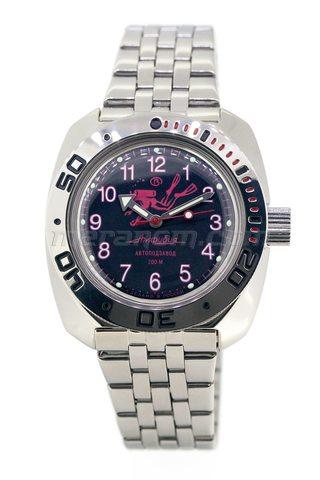 Vostok Watch Amphibian Classic 710657