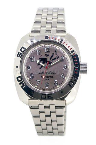 Vostok relojes  Amphibian Clásico 710658