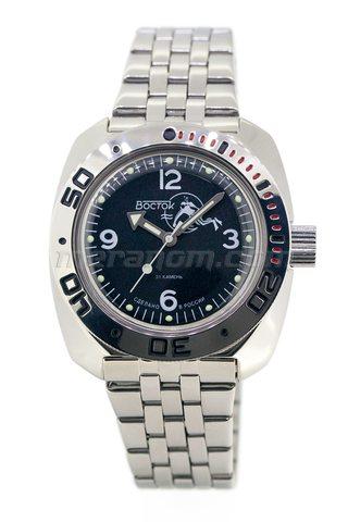 Vostok relojes  Amphibian Clásico 710919