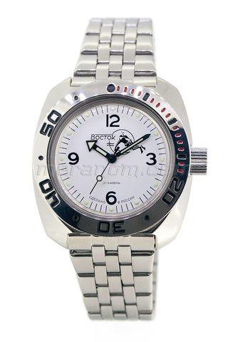 Vostok relojes  Amphibian Clásico 710920