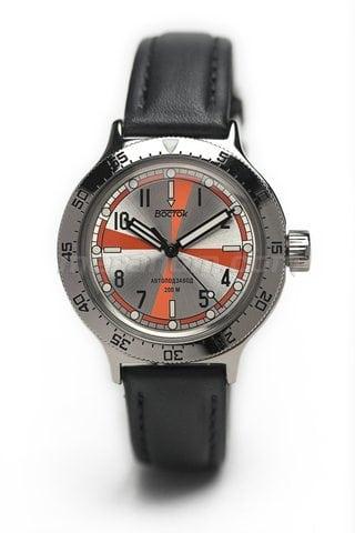 Vostok Watch Amphibian SE 420721LB