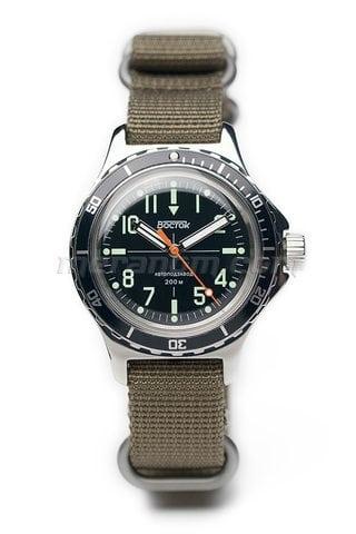 Часы Восток Амфибия SE 120725NK