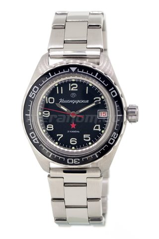Vostok Watch Komandirskie 020706