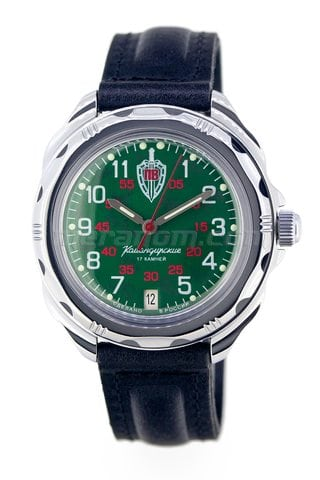 Vostok Watch Komandirskie 211950