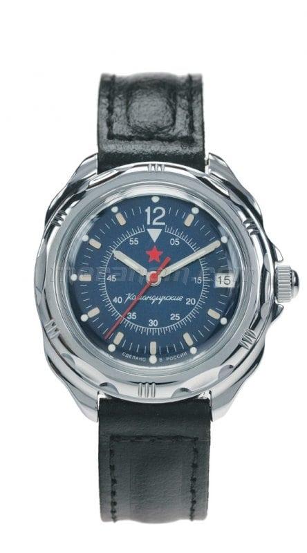 Vostok watch komandirskie 211398 buy from an authorized dealer for Komandirskie watches