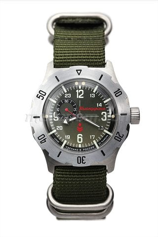 Vostok Watch Komandirskie 350501