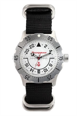Vostok Watch Komandirskie 350607