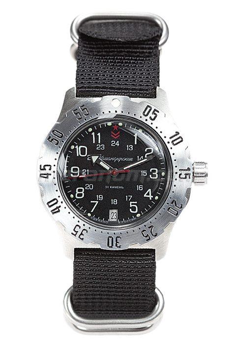 Vostok watch komandirskie 350751 buy from an authorized dealer for Komandirskie watches