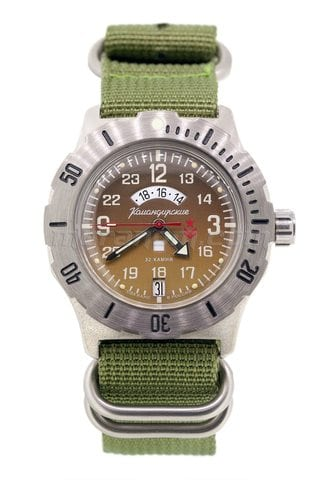 Vostok Watch Komandirskie 350754