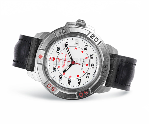 Vostok relojes Komandirskie Clásico 436171