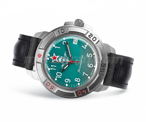 Vostok relojes Komandirskie Clásico 436307
