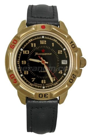 Vostok Watch Komandirskie 439123