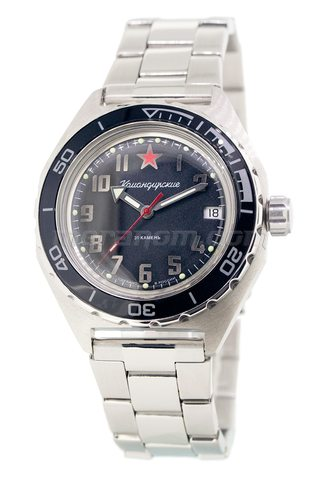 Vostok Watch Komandirskie 650537