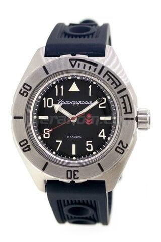 Vostok relojes Komandirskie 650540s