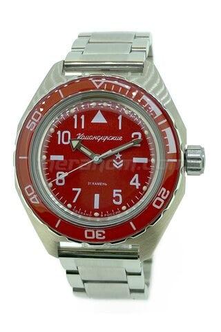 Vostok relojes Komandirskie 650840