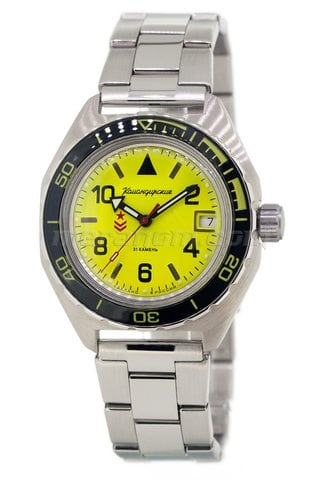 Vostok Watch Komandirskie 650855