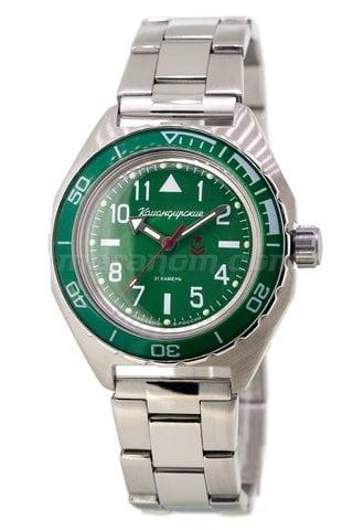 Vostok(Wostok) Uhr Komandirskie 650856