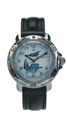 Vostok relojes Komandirskie Clásico 811982